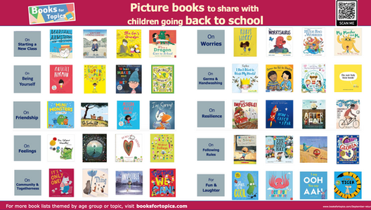Back to School: Picture Books