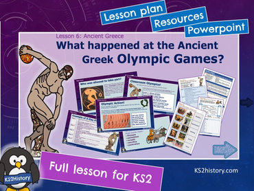 Ancient Greece Lesson 6