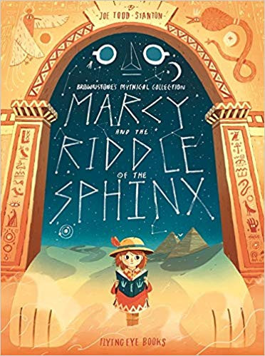 Marcy and the Riddle of the Sphinx .jpg