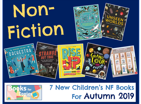 Autumn 2019: Non-Fiction Round-Up