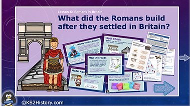 Roman roads lesson ks2.png
