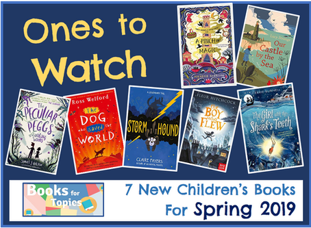 Ones to Watch: New Children's Books for Spring 2019