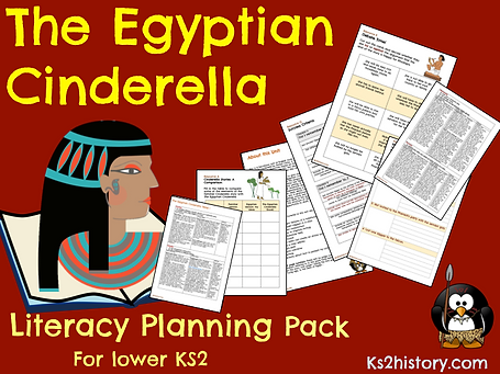 Egyptian Cinderella Planning