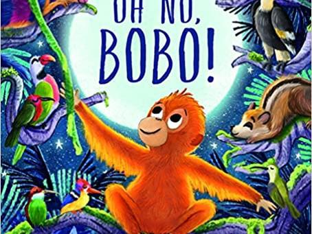 Review & Author Blog: Oh No Bobo / Donna David