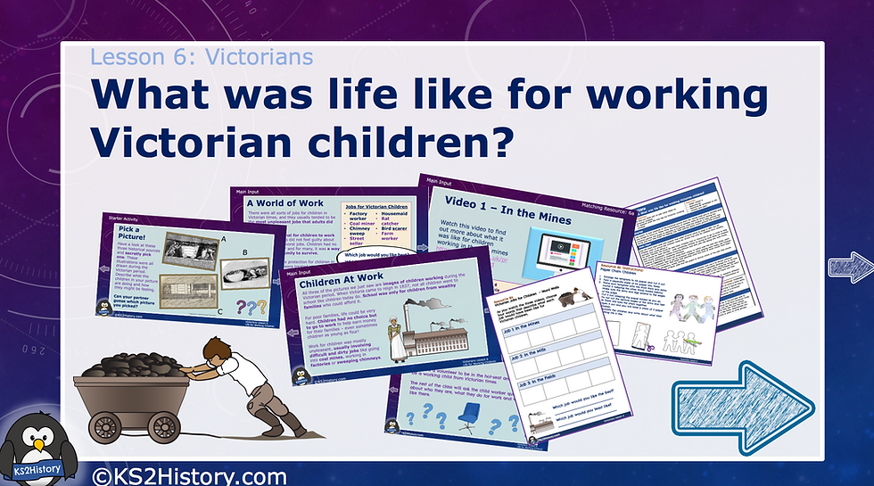 6. What was life like for working Victorian children?