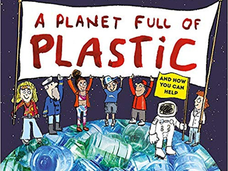 Review & Blog Tour: A Planet Full of Plastic