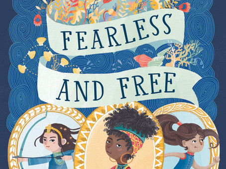 Review/Blog Tour: Fierce, Fearless and Free
