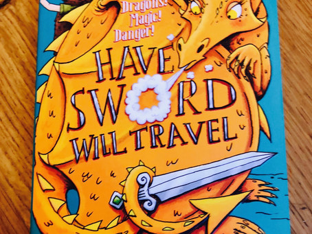 Review: Have Sword, Will Travel
