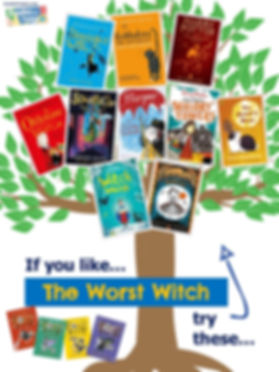 Books similar to The Worst Witch.jpg