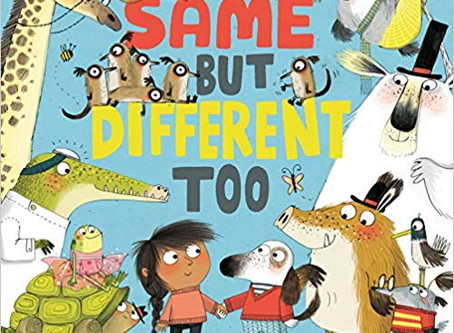 Review: The Same But Different Too
