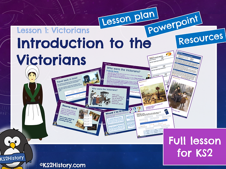 1.  Introduction to the Victorians