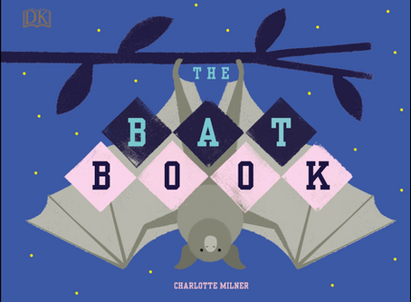 Review & Author Blog: The Bat Book