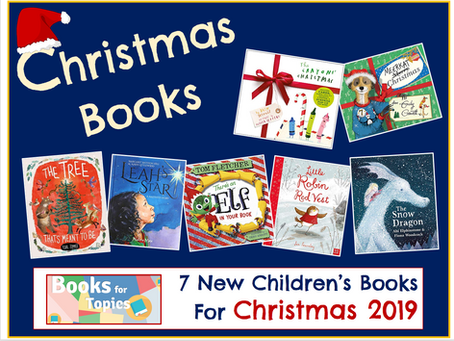 Christmas 2019 - Children's Book Round-Up