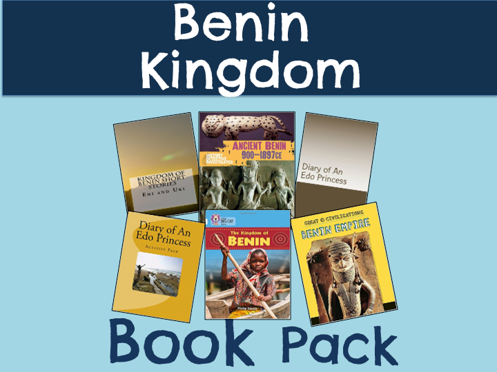 Benin Kingdom Book Pack