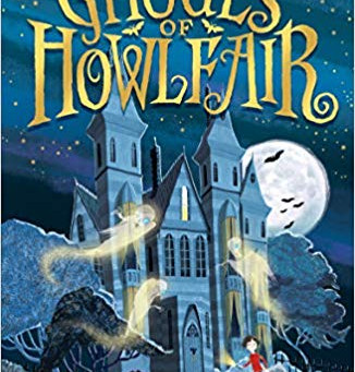Review, giveaway & author blog: Nick Tomlinson / The Ghouls of Howlfair