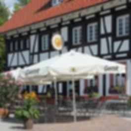 Restaurant Sonne Wildtal Gundelfingen bei Freiburg im Breisgau Terrasse Wandern
