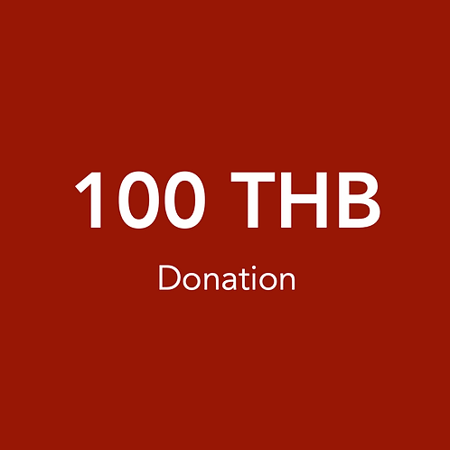 100 THB Donation
