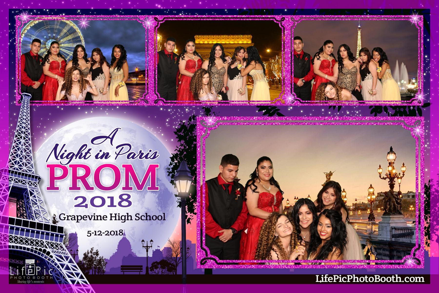 Grapevine High School Prom_2018-05-12_22