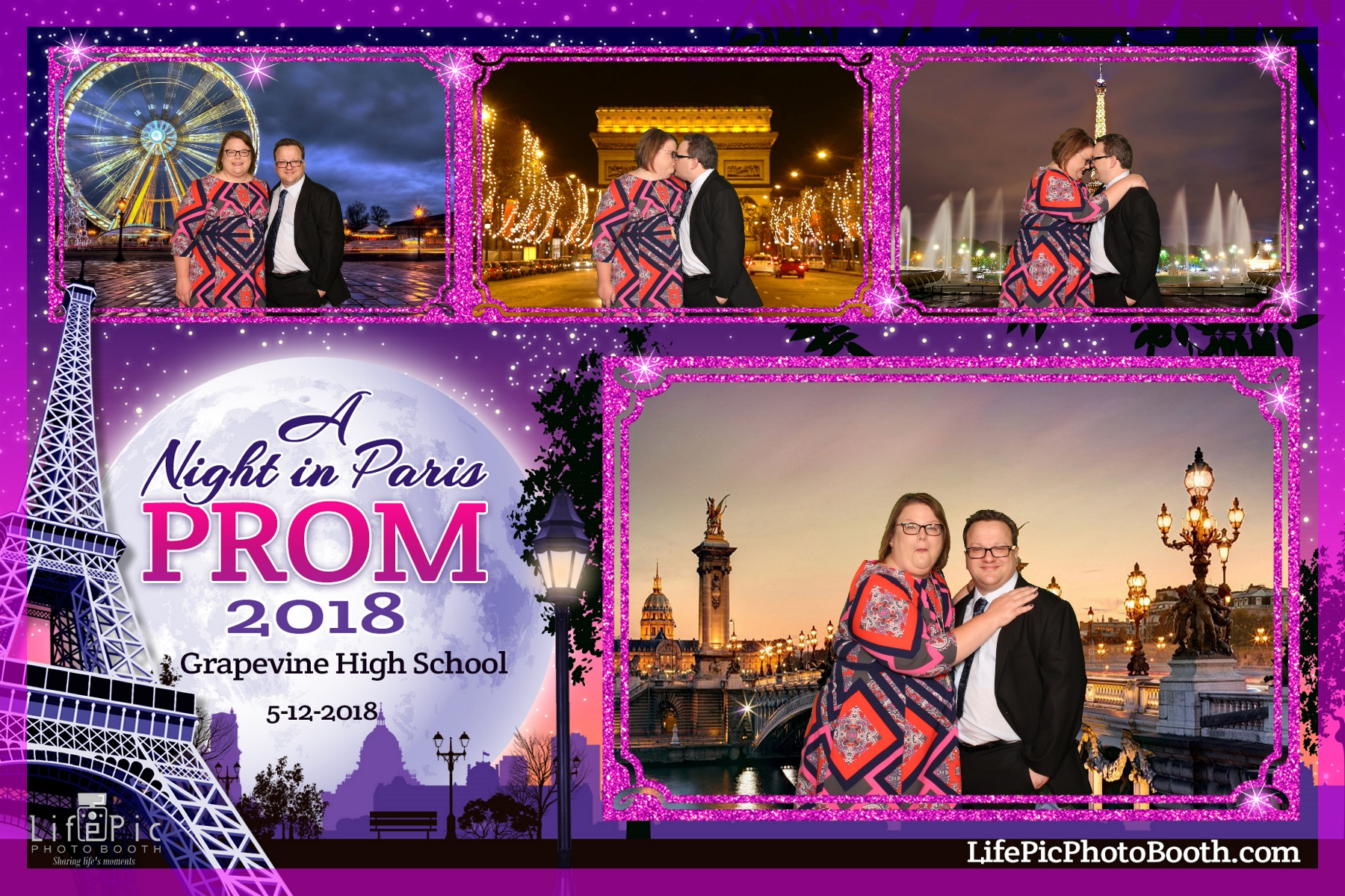 Grapevine High School Prom_2018-05-12_23
