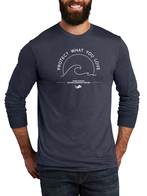 Protect What You Love (Unisex) Long-Sleeve