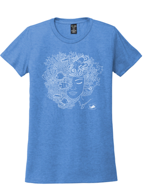Limited Edition, Ocean Connection T-Shirt (Womens)