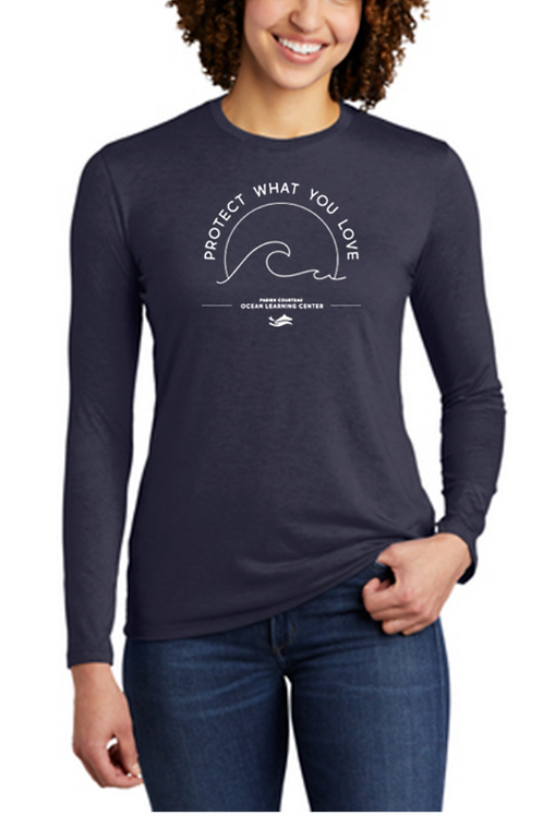 Protect What You Love (Women's) Long-Sleeve