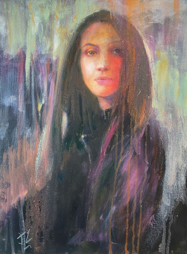 Modern Day Mona Lisa