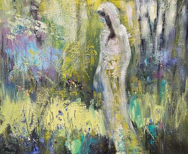 Persephone in Springtime