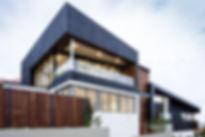 Exterior casa moderna