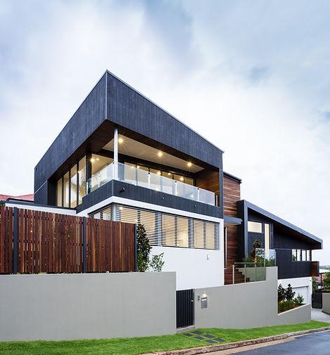 Modern Home Exterior