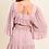 Thumbnail: FLOWY SQUARE NECK DRESS