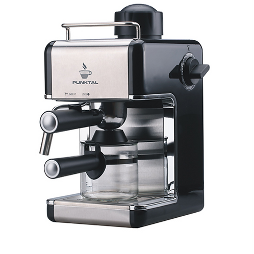 Cafetera  Capuccino Espresso Punktal Pk-c103