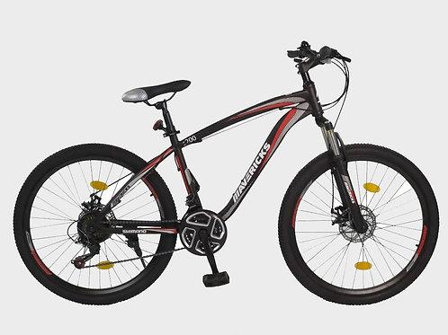 Bicicleta Rodado 26 montaña Mavericks