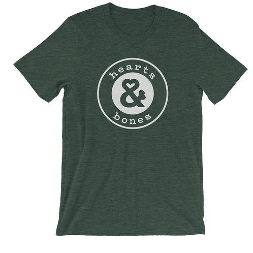 """Hearts & Bones """"Logo"""" T-Shirt"""