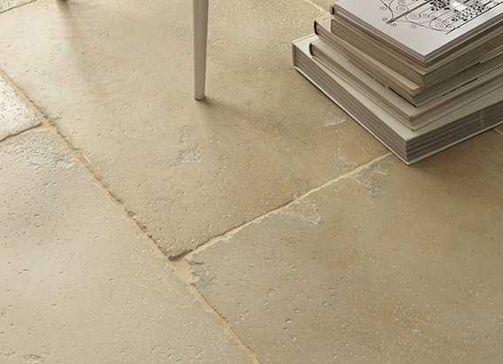 Dorchester Sandstone Tumbled Finish