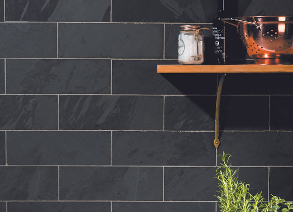 Metropolitan Slate Brick Riven Finish