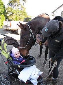 Baby and Mag 2 2012.jpg