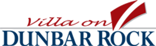 Villa on Dunbar Rock logo.png