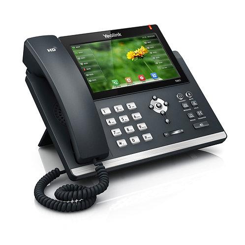 Teléfono IP Yealink Gama Alta Gigabit SIP-T48G