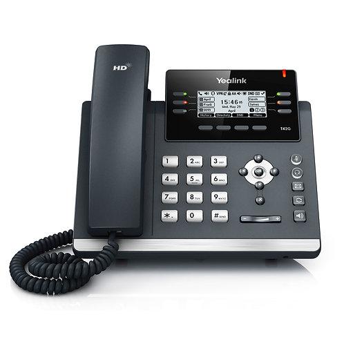Teléfono IP Yealink Gama Alta Gigabit SIP-T42G