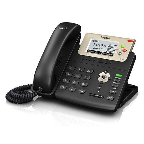Teléfono IP Yealink T23P