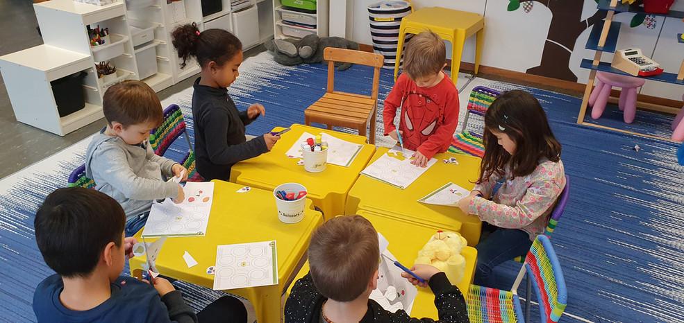 Englisch für Kinder Langenthal Oberaargau