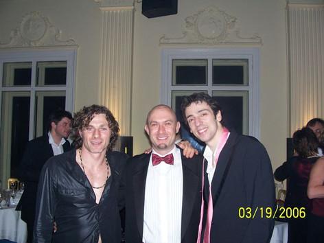 Gareth Ansiworth and Ralf Little