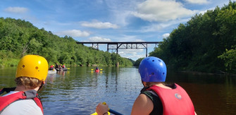 Go rafting down the Kettle River!