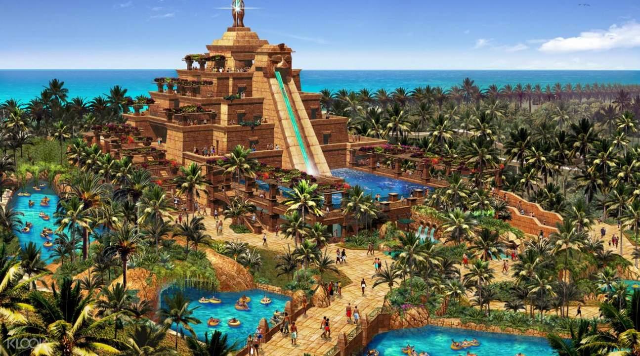AtlantisAquaventureWaterPark