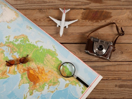Entering the travel industry