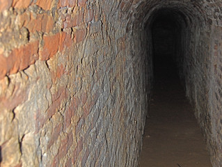 The Tunnels of Old San Juan