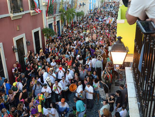 Las Fiestas de San Sebastián