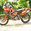 Thumbnail: KTM 640 Adventure Tank Guards (1997 – 2007)