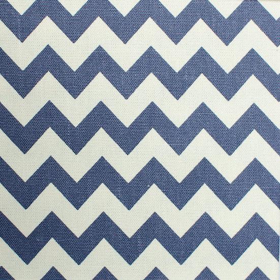 G19 Chevron Stripes in Slate